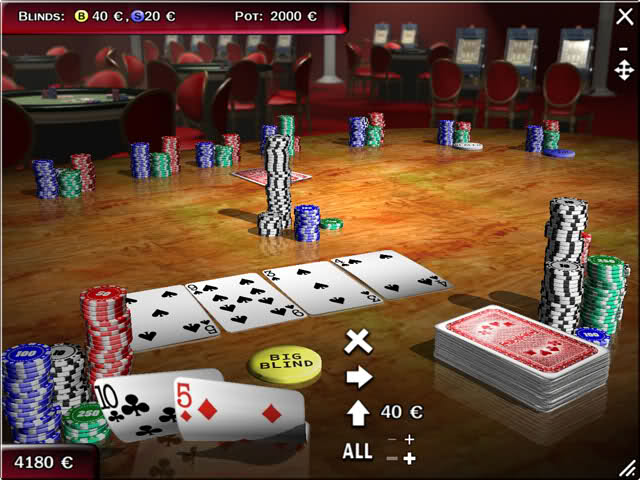 Site de poker online brasileiro
