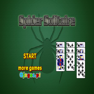 Paciencia Spider 1 naipe facil